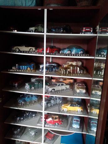 Coleção miniaturas carros