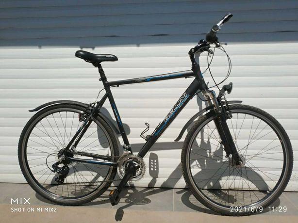 """Велосипед горный алюминий Bellini 28"""" Shimano Германия Гарантия Giant"""