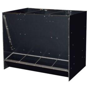 automat paszowy tucznikowy na sucho czterostanowiskowy 2-stronny