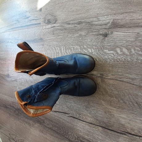 Buty kowbojki dziecięce