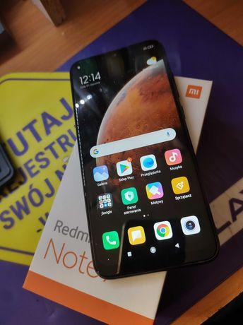 Telefon Komórkowy Redmi Note 7 4/64 GB ! Lombard Dębica