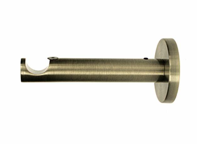 Wspornik prosty pojedynczy 16mm - antyk - TYLKO 1SZT