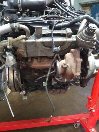 Двигун двигатель Мотор Volkswagen Crafter Крафтер 2.0 форсунка маховик