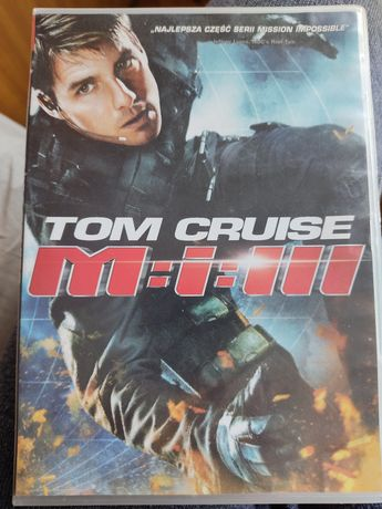Płyta DVD film Mission Impossible lll