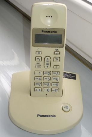Радіотелефон Panasonic KX-TGA107UA