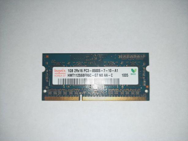 Hunix SODIMM DDR3 1 ГБ Korea