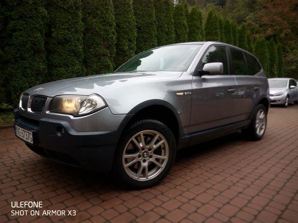 BMW X3 2.0 150 KM