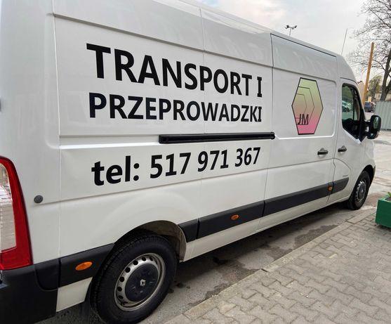 JM- Transport i Przeprowadzki