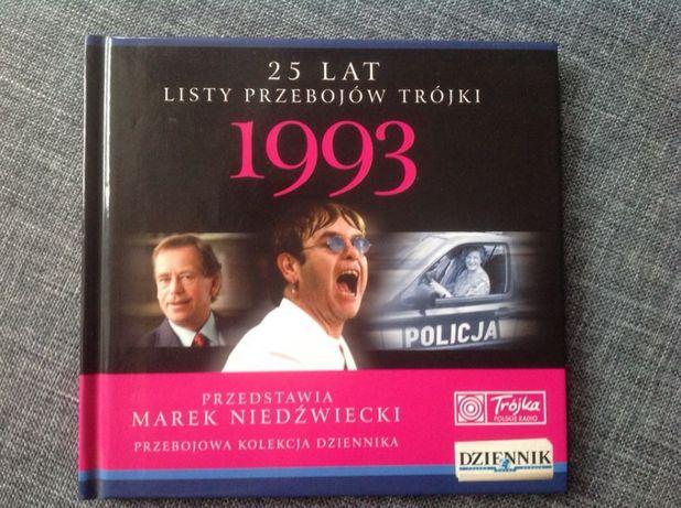25 lat listy przebojów trójki płyta CD