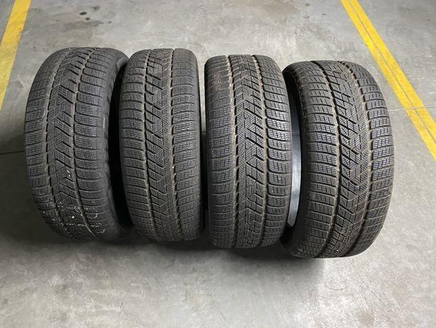 Opony Pirelli Scorpion Winter 235/50/20 i 255/45/20 2019r komplet