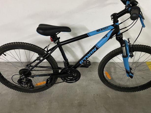 Bicicleta rapaz BTWIN Rockrider500