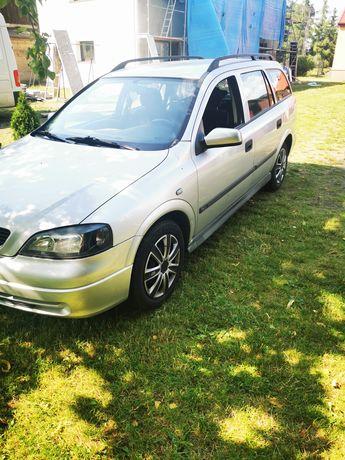 Opel Astra G kombi 1.6 16V benzyna + gaz
