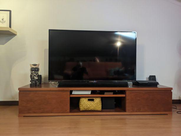 Móvel TV de madeira