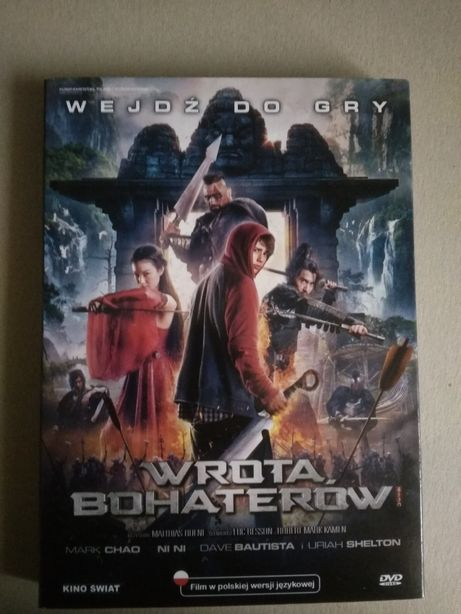 Film dvd Wrota bohaterów
