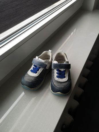 Buciki wiosenne/jesienne Primigi roz 22 chłopięce buty wiosna jesien