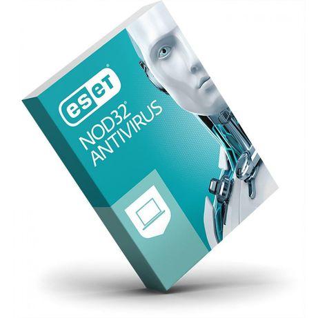 Ключ ESET NOD32 Antivirus 6мес+ , лучшая антивирусная защита