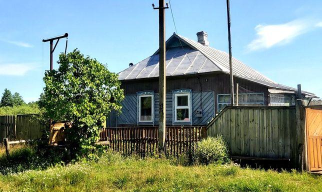 Дом у леса, +50 соток. Грибова Рудня. Голубые озёра.
