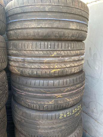 245/35/21 Continental, Michelin , Pirelli
