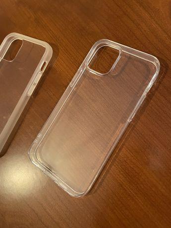 Capa iPhone 12 mini - Transparente - NOVO