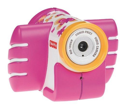Видеокамера fisher-price.