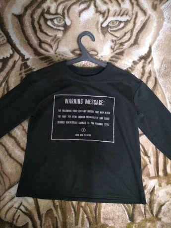 Продам черный свитшот