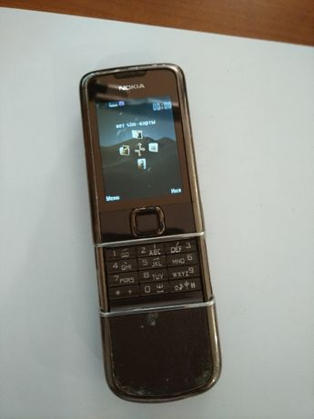 Nokia 8800 Sapphire Arte, Б. У.