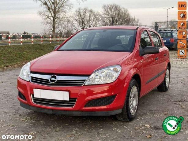 Opel Astra Raty uproszczone 1.6 benz klima,lift zarej,Gwarancja,