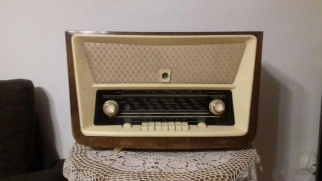 Stare Radio lampowe ZRK Tatry.