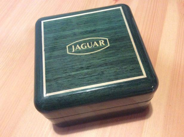 Jaguar caixa para relógio