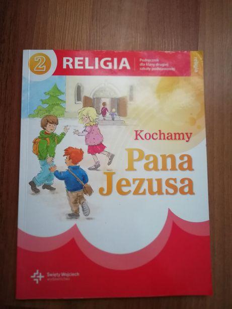 Podręcznik do nauki religii kl. 2