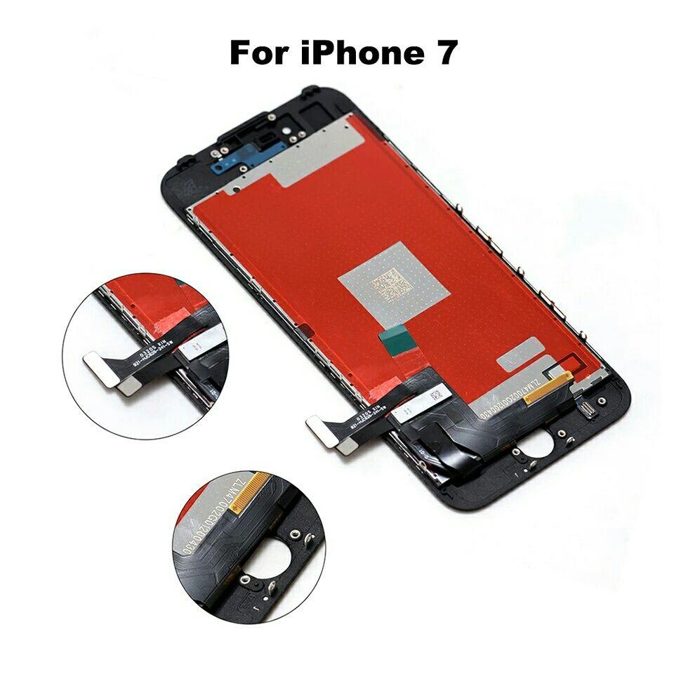 Дисплей Iphone 7 ОПТ/White/Black/Модуль/Екран/Айфон/LCD