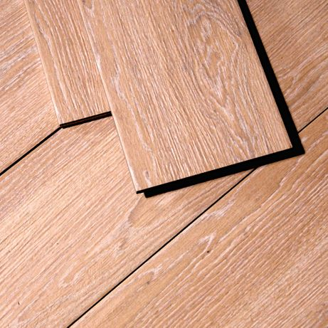 Płytki Podłogowe Ścienne Gres Royalwood Cream 18,5x59,8 Drewnopodobne