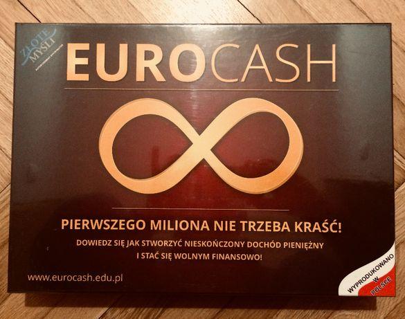 EUROCASH- gra planszowa