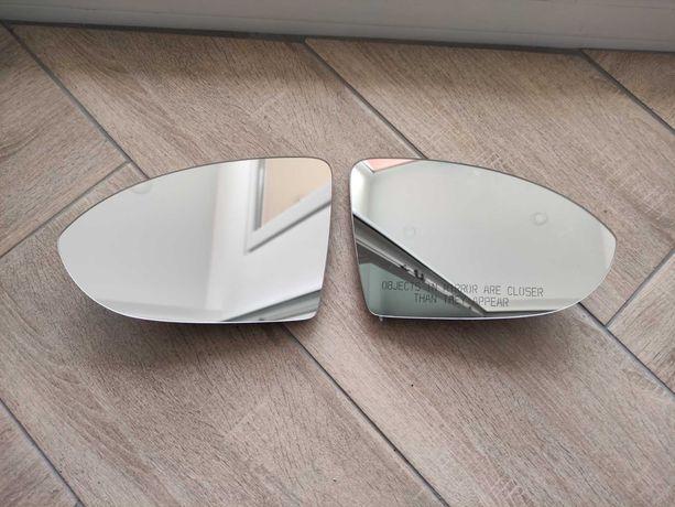 Зеркало, вкладыш, зеркальный элемент для VW GOLF VII, ГОЛЬФ 7, mk7