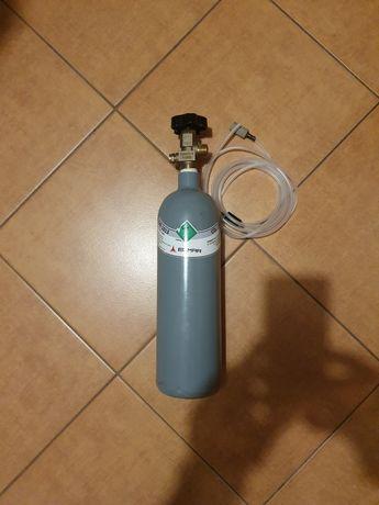 Butla CO2 akwarium