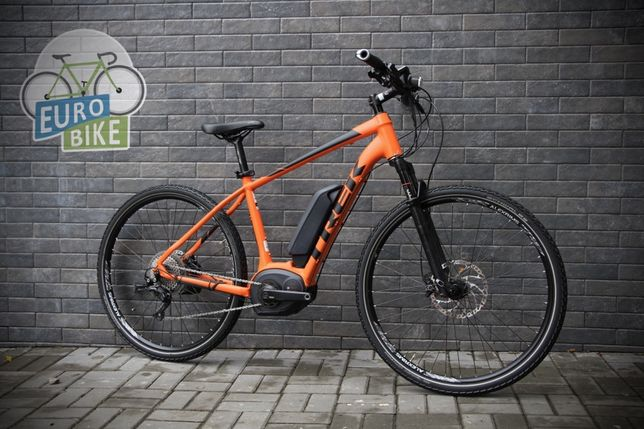 Электровелосипед Trek Powerfly 7 cube specialized haibike scott giant