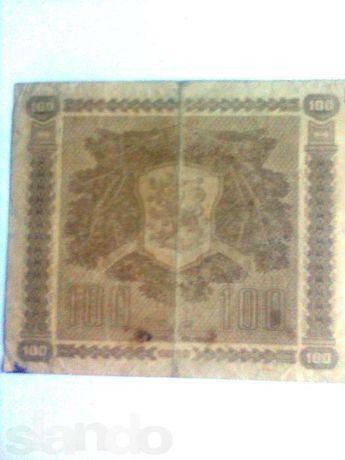 100 финских марок