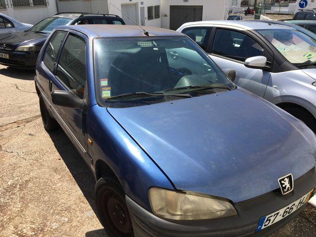 Peugeot 106 XA 1.5D_comercial 2 Lugares