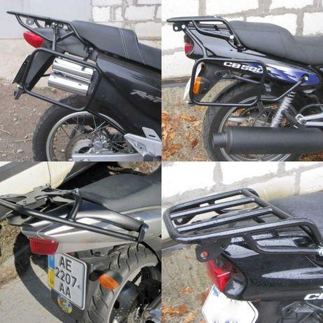 Рамки под кофры багажник на мотоцикл Aprilia BMW Honda Suzuki Yamaha