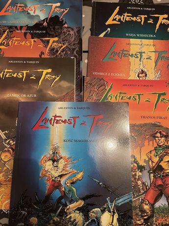 Komiksy - Lanfeust, Fan, Komiks Fantastyka