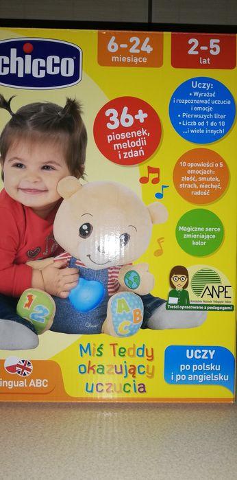 Chicco Miś Teddy okazujący uczucia Szczecin - image 1