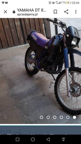 Yamaha dt 80 lc2 , części