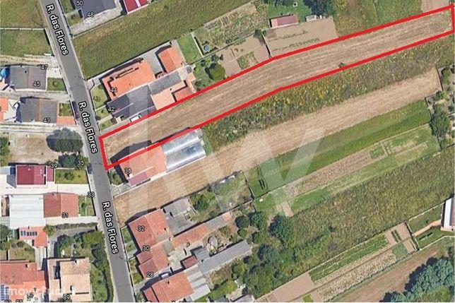 Terreno para construção de moradia unifamiliar em Mataduços, Esgueira