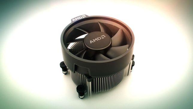(NOVO) AMD Wraith Stealth COOLER - AM4