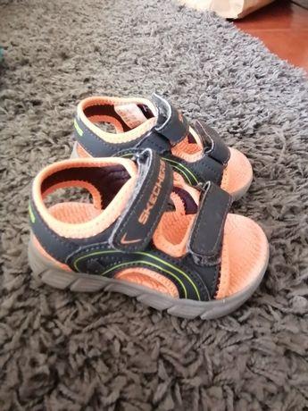 Sandálias bebé skechers TAM22