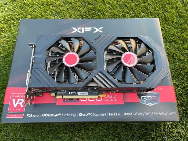 XFX AMD RX 580 8Gb