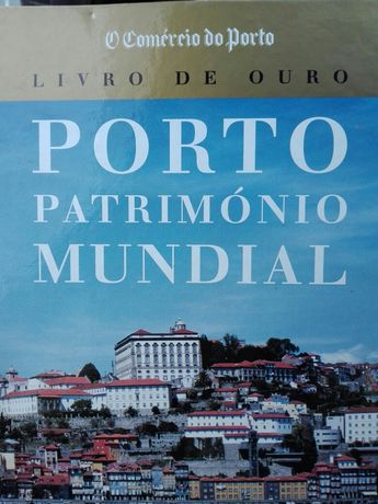 Porto Património Mundial - Livro