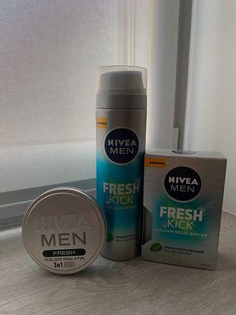 Подарочный набор Nivea Men Fresh Kick