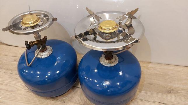 Sprzedam butle gazową turystyczną 2kg,kuchenkę( palnik)