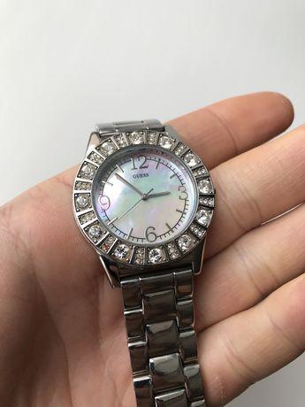 Женские часы guess с камнями swarovski оригинал из США